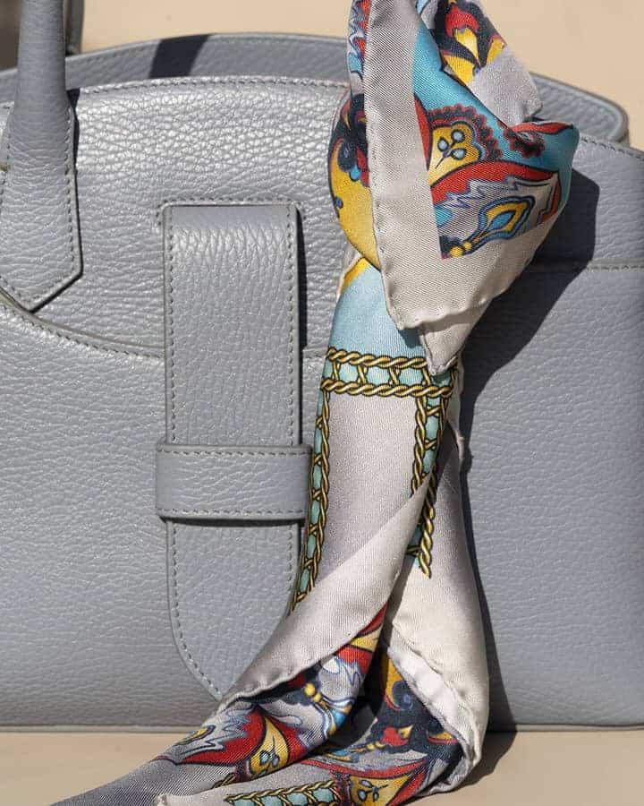 Kilesa Silk scarf made in italy