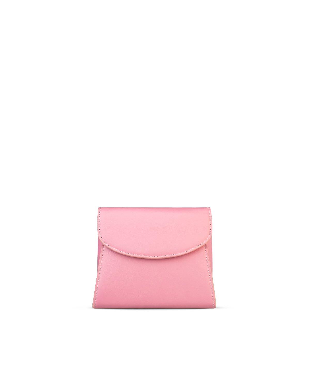 Melly Minibag in pelle rosa