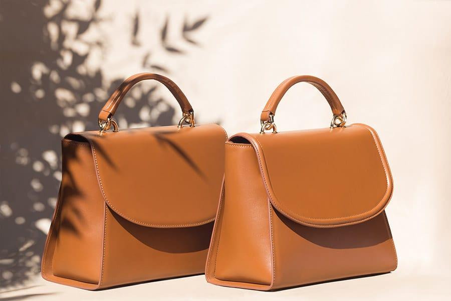 Kilesa Melly Gandbags leather color