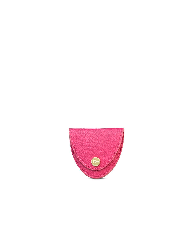 kilesa portamonete rosa pelle bottalata
