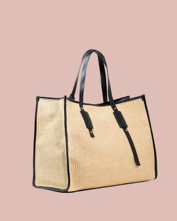Nature Shopper bag Beige NP01