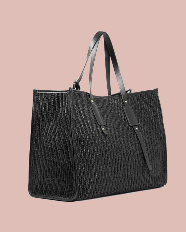 Nature Shopper bag Nero NP01