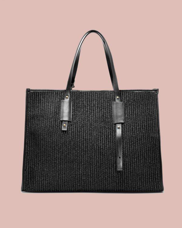 Nature Shopper bag Nero NP01 Retro